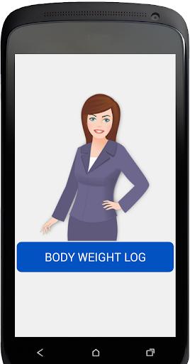 Body Weight Log 1.0.2 screenshots 1
