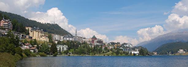 Photo: St. Moritz Lake