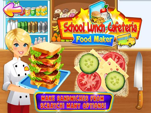 教育必備免費app推薦|School Lunch Cafeteria Food線上免付費app下載|3C達人阿輝的APP