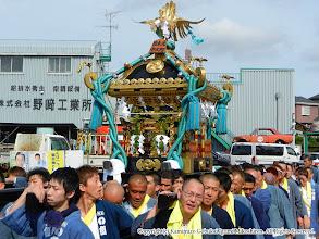 Photo: 【平成23年(2011) 本宮】  神輿渡御を開始。