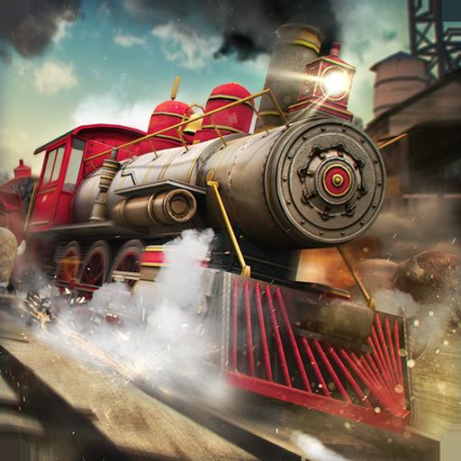 火車 模擬器 . 免費 地鐵 列車 競賽 三維 遊戲 模擬 App LOGO-硬是要APP