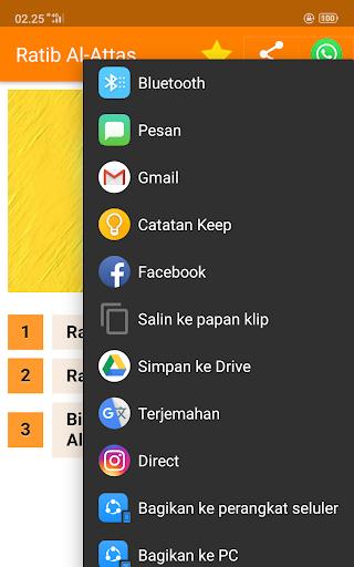 Ratib Al-Attas Lengkap - Terjemah & MP3 screenshot 5