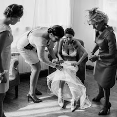 Wedding photographer Monika Zaldo (zaldo). Photo of 09.11.2018
