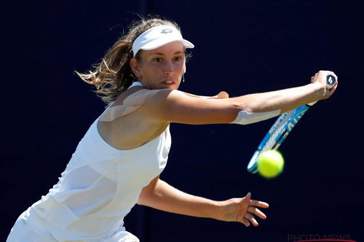 Elise Mertens, Alison Van Uytvanck et Kirsten Flipkens connaissent leur nouveau classement WTA