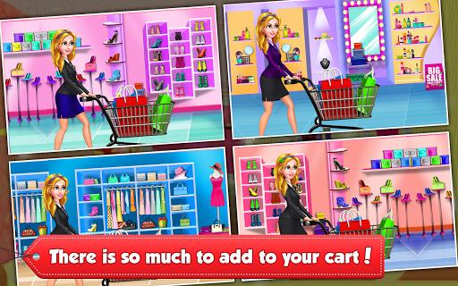 Shopping Mall Girl Cashier Game 2 - Cash Register  screenshots 3
