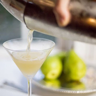 Pear Vodka Martini