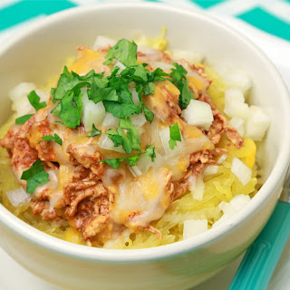 Low Carb Chicken Enchilada Bowls