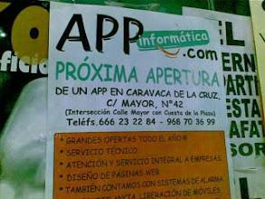 Photo: Otra visi�n m�s hecha realidad!. Seguir� con entusiasmo la evoluci�n de esta franquicia en la vecina Caravaca. Hace 2 a�os q lo aventure.