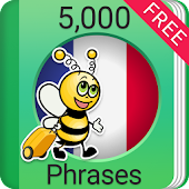 Learn French 5,000 Phrases