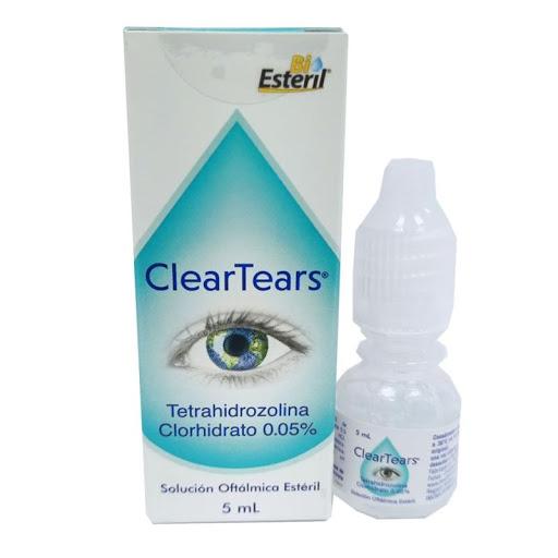 Clear Tears 0,05% Sol Esteril