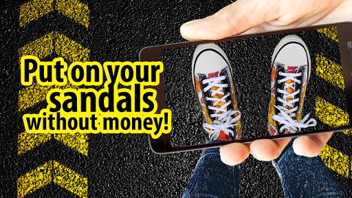 靴足の写真|玩模擬App免費|玩APPs