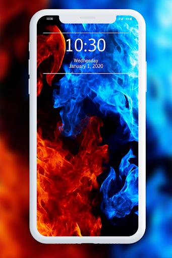Blue Wallpaper 1.0 screenshots 3