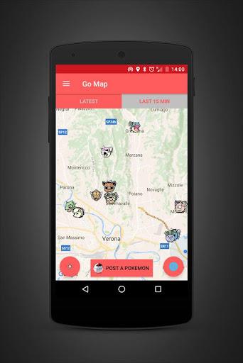 Go Map - For Pokemon screenshot 3