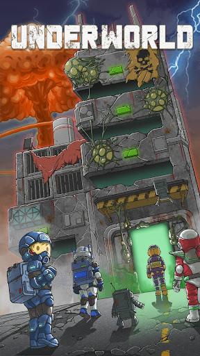 Underworld [Mod] – Hầm trú ẩn