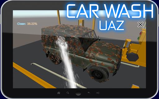 Car Wash UAZ