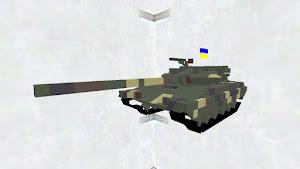 T-64BV ウクライナ軍
