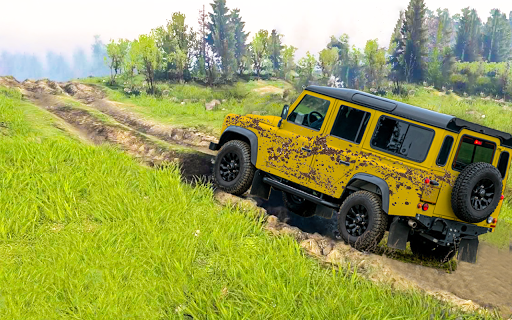 Offroad car driving:4x4 off-road rally legend game filehippodl screenshot 2