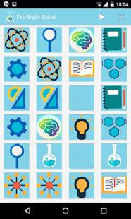 ProBrain Suite Brain Training Screenshot