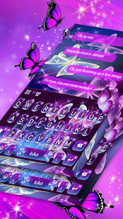 New Messenger 2020 - Butterfly Messenger Themes for PC-Windows 7,8,10 and Mac apk screenshot 2