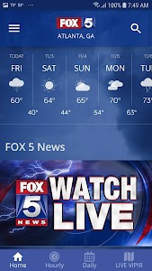 Download FOX 5 Storm Team Weather Radar APK latest version