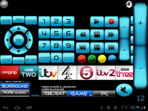 MyAV Remote for Sky Q & TV Wi-Fi screenshot 3