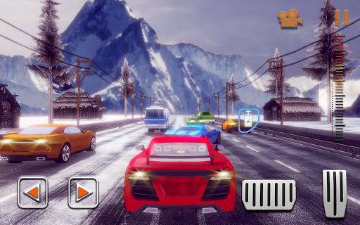 Top Speed Traffic Racer: Car Racing Games 3D  astuce 2