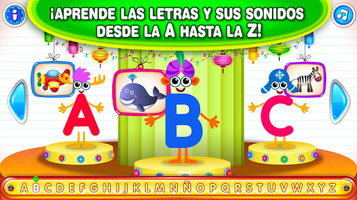 Super Abc Juego Juegos Educativos Para Ninos Revenue Download