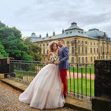 Wedding photographer Ekaterina Ibragimova (kotofffskii). Photo of 16.08.2016