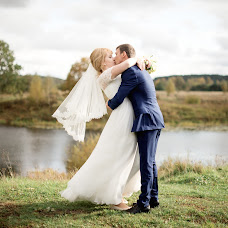 Wedding photographer Marina Vasilevskaya (hanphoto). Photo of 29.10.2017