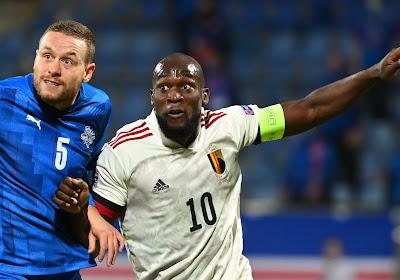 Mauvaise nouvelle pour Martinez: l'Inter aimerait que Lukaku ne joue pas avec les Diables