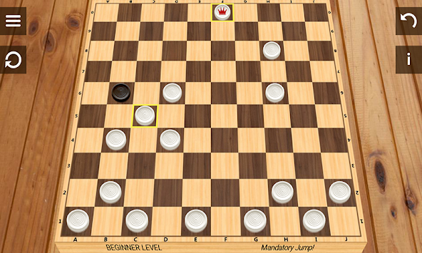 Checkers Master apk screenshot