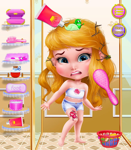 Girls Games For Android: Download Princess Makeover: Girls Games For PC
