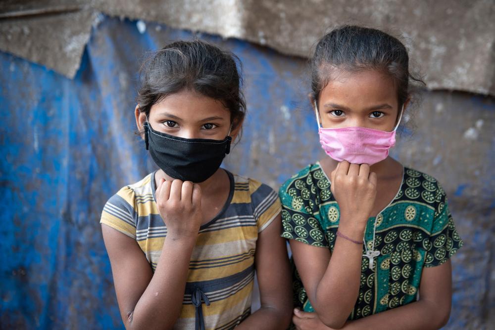 Crianças indígenas têm maior o risco de morrer por covid-19 no Brasil. (Fonte: arun sambhu mishra/Shutterstock/Reprodução)