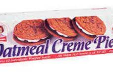 Amish  Little Debbie Oatmeal Creme Cookies