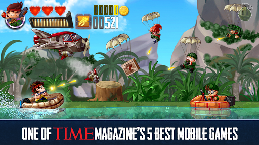 Ramboat - Offline Jumping Shooter and Running Game 4.1.1 de.gamequotes.net 1