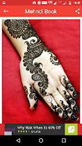 Mehndi Book(Latest Fashion) - screenshot thumbnail 03