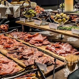 by Jackie Eatinger - Food & Drink Plated Food