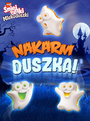 Nakarm Duszka - Mlekoduszki Screenshot