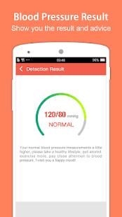Fingerprint Blood Pressure - náhled