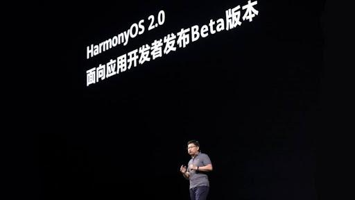Huawei Consumer Business Group CEO Richard Yu.