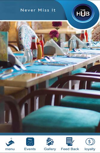 The Hub Cafe Restaurant