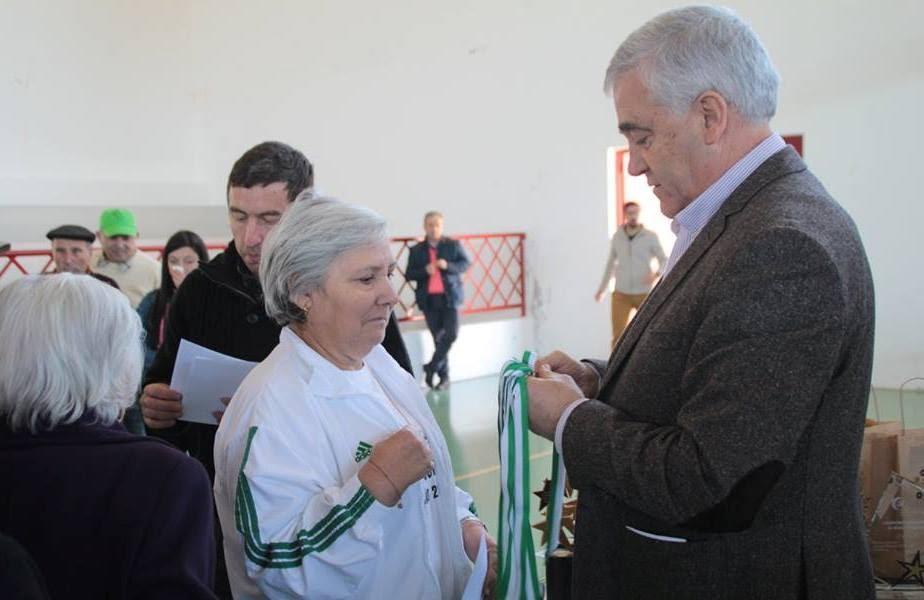 Idosos do Lar de Arneirós participam em Campeonato de Boccia