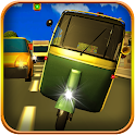 City Rickshaw Simulation icon