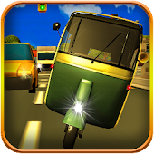 City Rickshaw Simulator