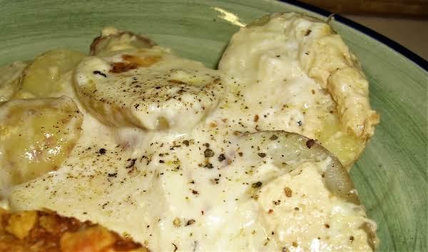 Potato And Cheese Casserole (pastel De Papas) Recipe