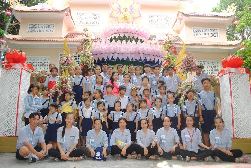 GĐPT Từ Ân sinh hoạt mừng Phật đản PL.2560