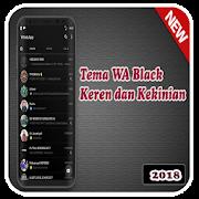 WA Black 2018 Terbaru