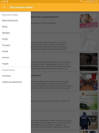 Mazowieckie Media  screenshots 5