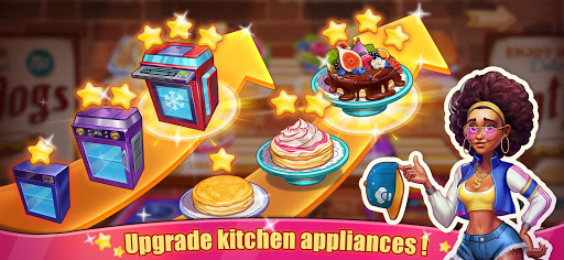 Crazy Cooking Tour: Chef's Restaurant Food Game apktram screenshots 5