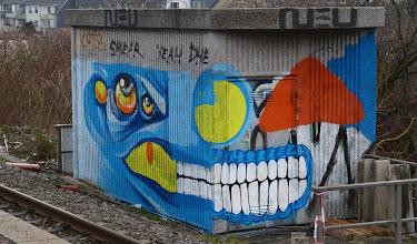 Photo: Bahnstrom; BLUE HEADS; NEU